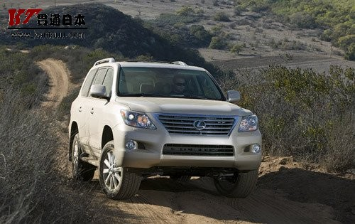 雷克萨斯 lx 2010款570 评测图片 雷克萨斯越野车  高清图片