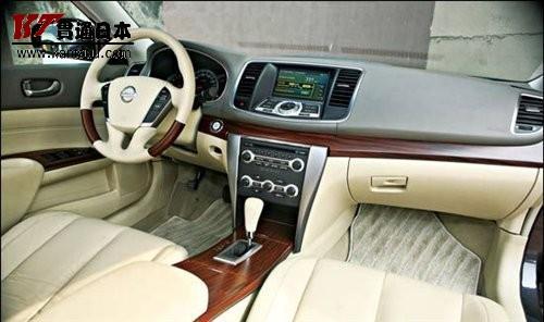 一切皆有改变 试驾东风日产新一代天籁 汽车之家高清图片