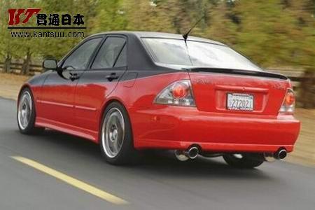 车型 计划 凌志 is/凌志IS 430计划车型