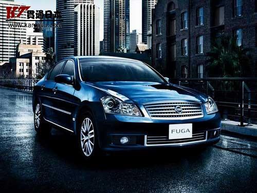 图为07款日产风雅图片-日产推三款进口车在华高性能跑车市场投下重高清图片