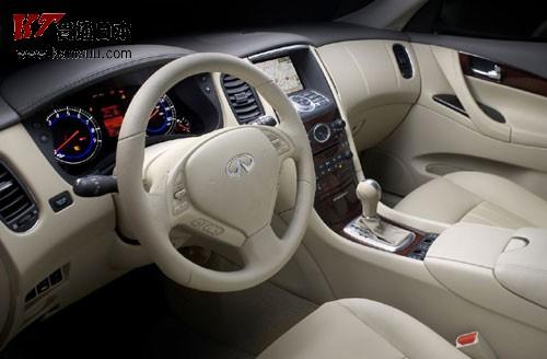 新浪汽车讯 在四月的纽约车展上英菲尼迪推出了ex概念车,这高清图片