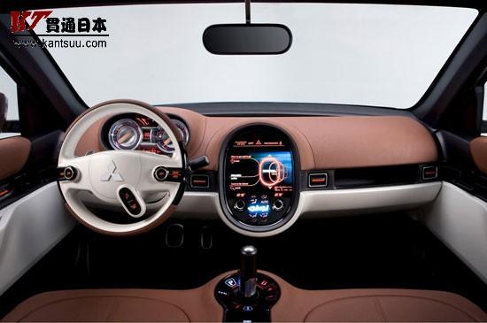 三菱Concept cX概念车高清图片