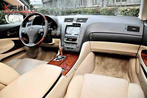 暖色内饰搭配多处实木点缀,让gs460车内洋溢着沉稳大气,中控台的