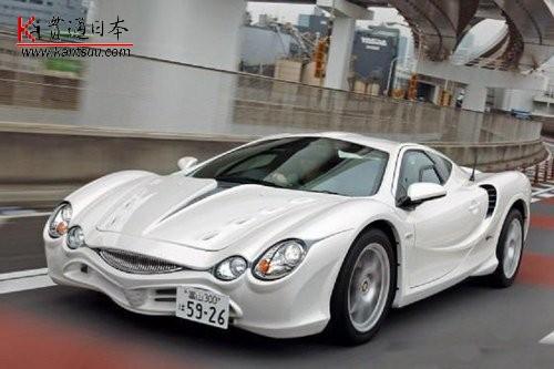 日本的法拉利 海外试驾光冈跑车大蛇
