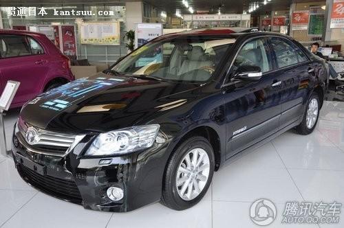 广汽丰田凯美瑞混合动力获准在全国销售