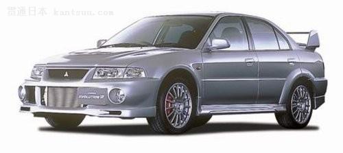 日本三菱汽车历史解密