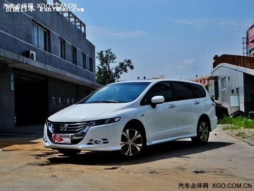广本奥德赛购车降1.7万元 优惠力度稳定