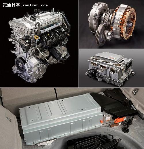 自原本的1.5升汽油发动机升级至1.