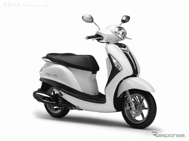 雅马哈女性小型摩托车Nozza Grande 人民网东京7月30日电 (刘戈)日本频道综合日本汽车专业媒体Response的报道,雅马哈从8月开始将在越南市场推出搭载了新开发的气冷125ccFI引擎的女性小型摩托车Nozza Grande。 Nozza Grande所搭载的发动机具有出色的加速性能、耗油量性能和环境性能,兼具欧洲口味的靓丽外形,系一款都市型、时尚轻便的小型摩托车。 据称,2013年越南摩托车市场需求在280万辆左右,其中轻便小型摩托车占据四成。2011年,雅马哈公司在越南研发了一款面