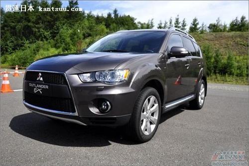 三菱汽车7月份日本国内销量同比下降7高清图片