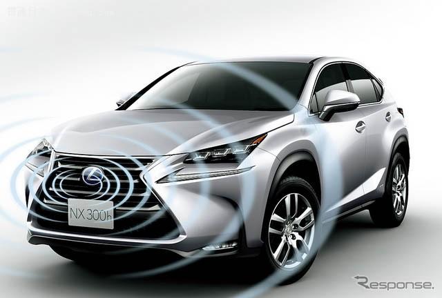 贯通日本 汽车 丰田 丰田雷克萨斯 >> 正文   车名解析 雷克萨斯nx,n