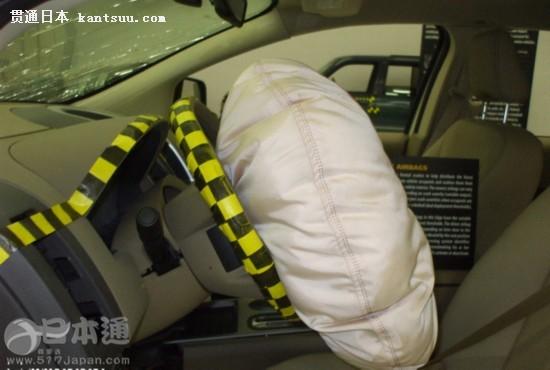 高田公司重新设计安全气囊 改善气体发生器