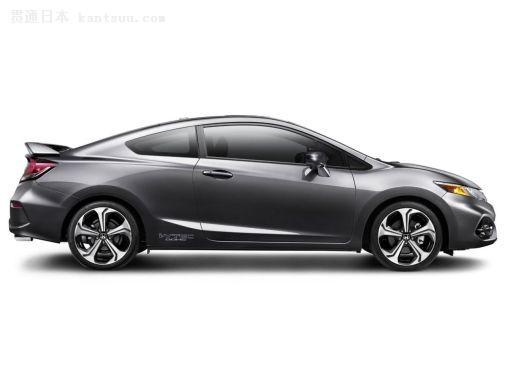 本田思域si coupe美国上市 2.28万美元起售