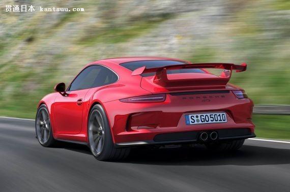 保时捷召回911 gt3车型 更换发动机