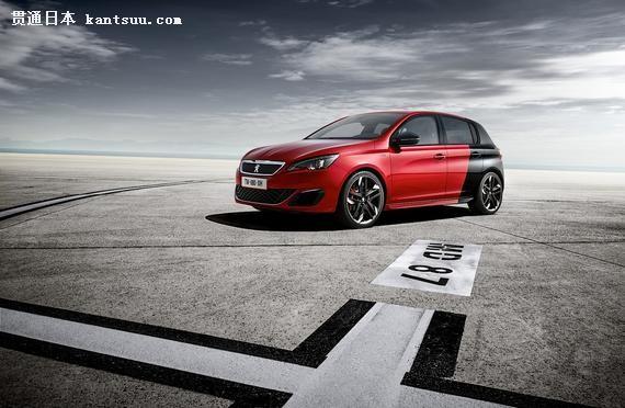标致308 gti法国售价公布 37200欧元起