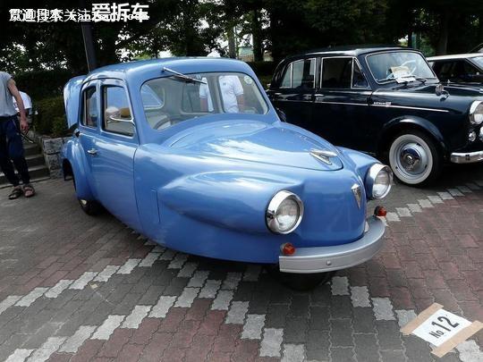 日本首款搭载保时捷同款发动机的车是三轮