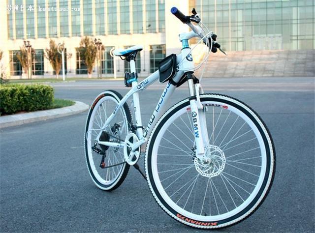 中国年轻人爱开宝马,日本年轻人却更爱宝马自行车