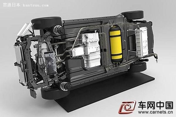 日本汽车发电机接线图