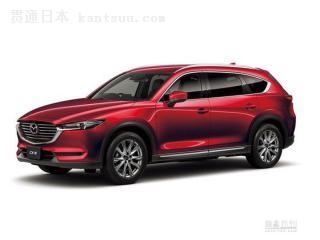 先期仅供日本市场 马自达CX-8官图发布