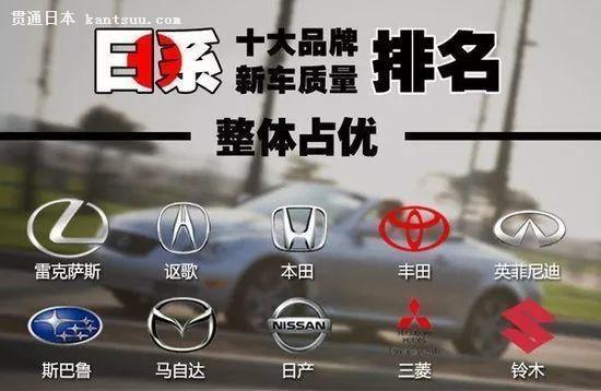 日本车为什么毛病少用着放心?