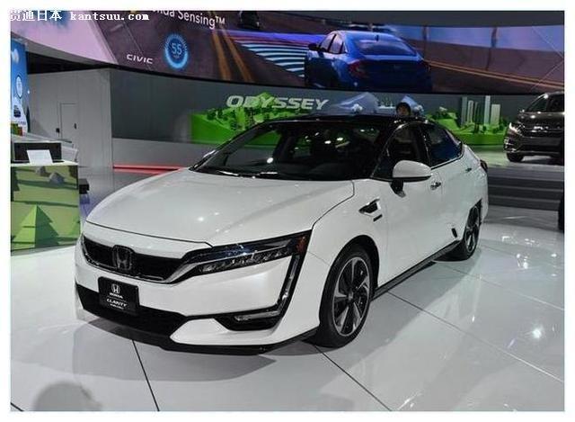 日本出了新能源汽车,设计观念以氢气为动力,实现汽车的行驶
