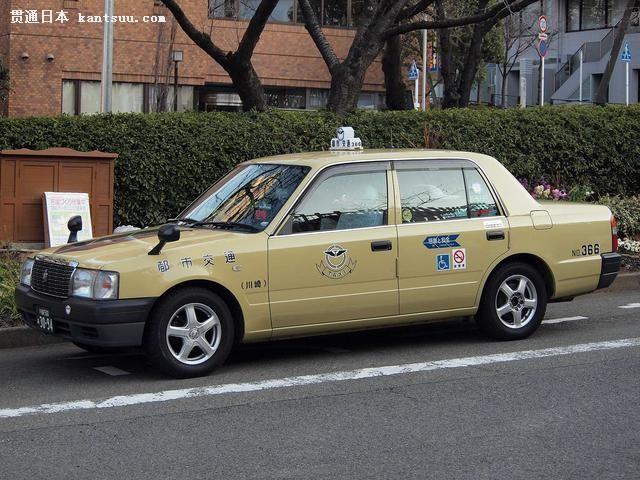 """""""日本出租车""""在国内和奥迪A6竞争,全新改款却让人""""不忍直视"""""""