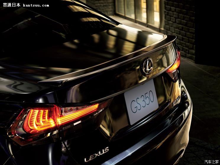 雷克萨斯 雷克萨斯GS 2020款 350 Eternal Touring