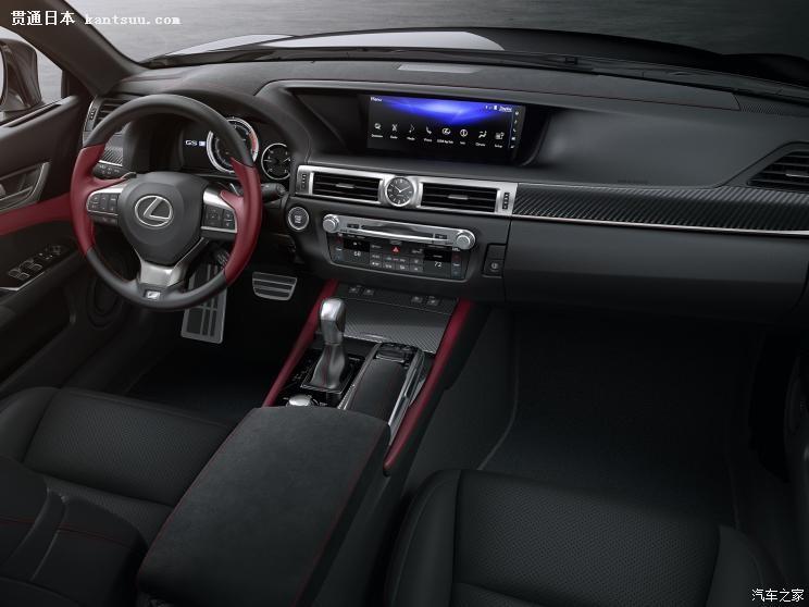 雷克萨斯 雷克萨斯GS 2020款 350 F SPORT Black Line Special Edition
